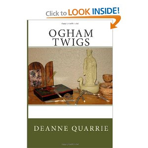 Ogham Twigs